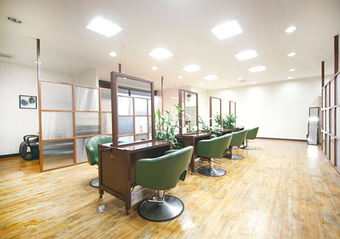 hair salon CRO